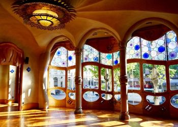 Gaudi Barcelona and Panoramic City Tour