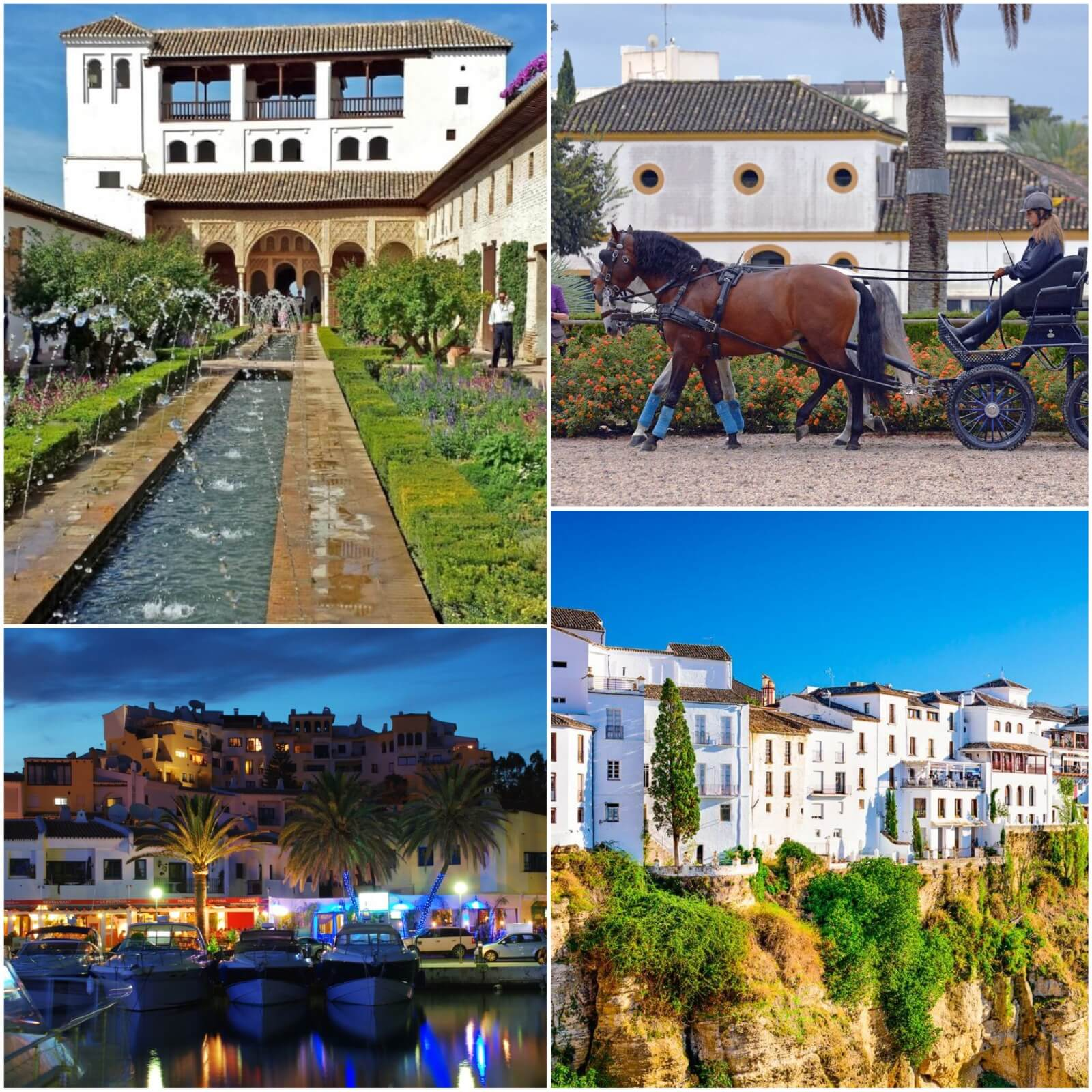 9 Ideas for Self Drive Tours in Spain and Portugal - 6. Exploring Andalusia in Depth Self Drive