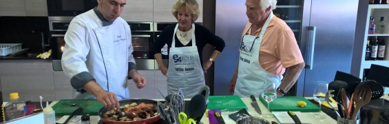 Galician Cooking Class and Boat Ride on Vigo Bay