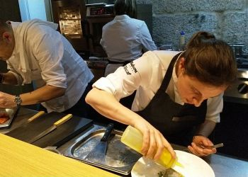 Galician Michelin Star Secrets Cooking Class in Vigo
