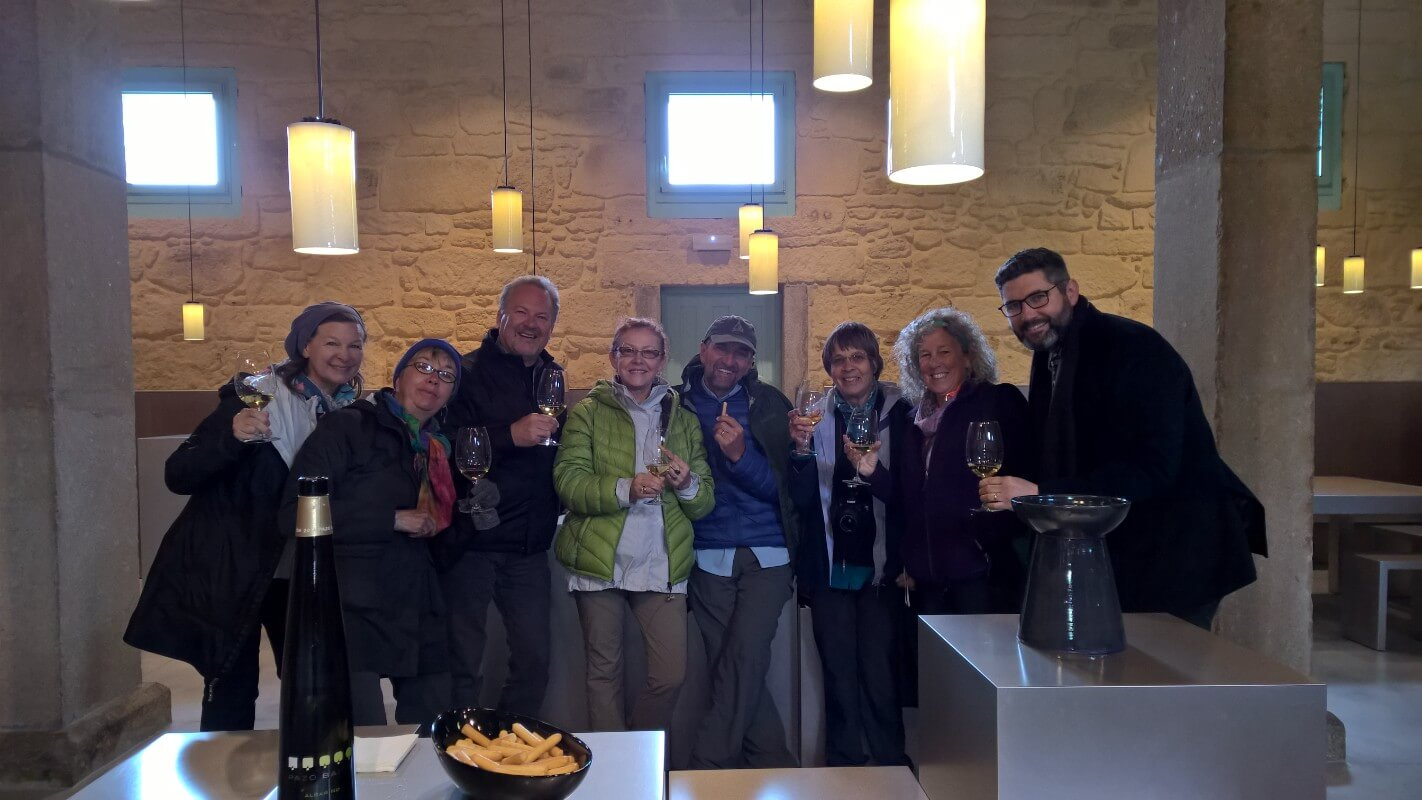 Tapas & Wine tours in Galicia - Wine tasting in the Rias Baixas