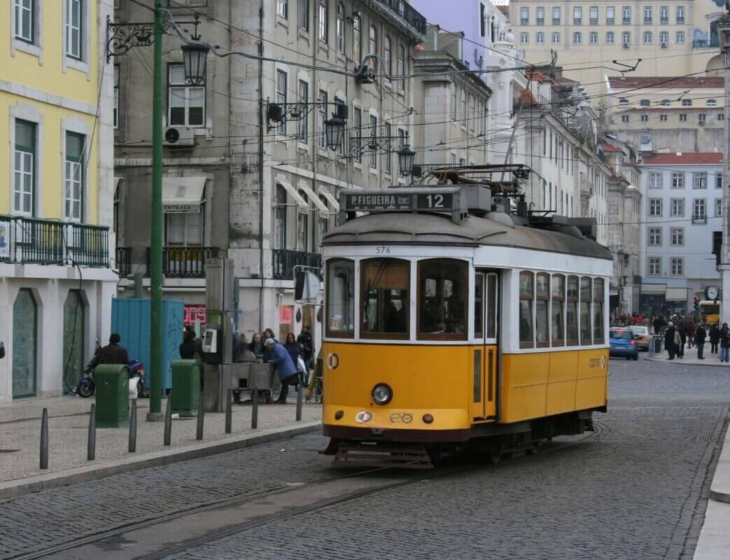 9 Ideas for Self Drive Tours in Spain and Portugal - 8. Lisbon, its surroundings and exploring the Pousadas of Northern Portugal