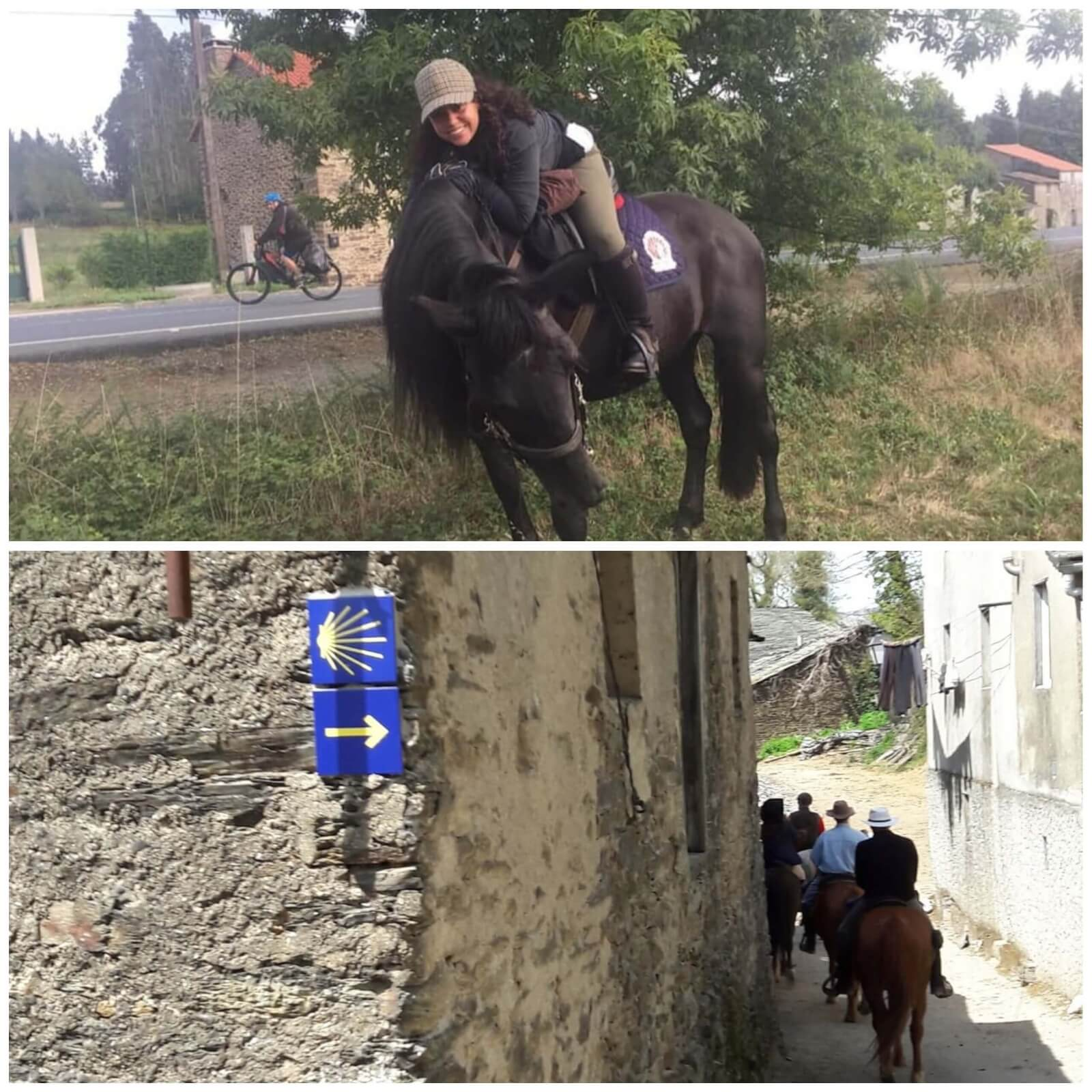 12 Recommended Camino de Santiago Tours 2021 Holy Year - 10. Horse Riding Along the French Trail of Camino de Santiago from O Cebreiro