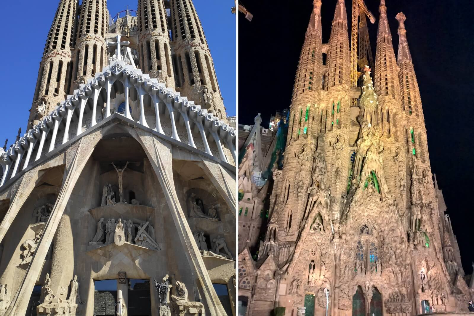 Top 10 virtual tours of Spain - 2. Sagrada Familia