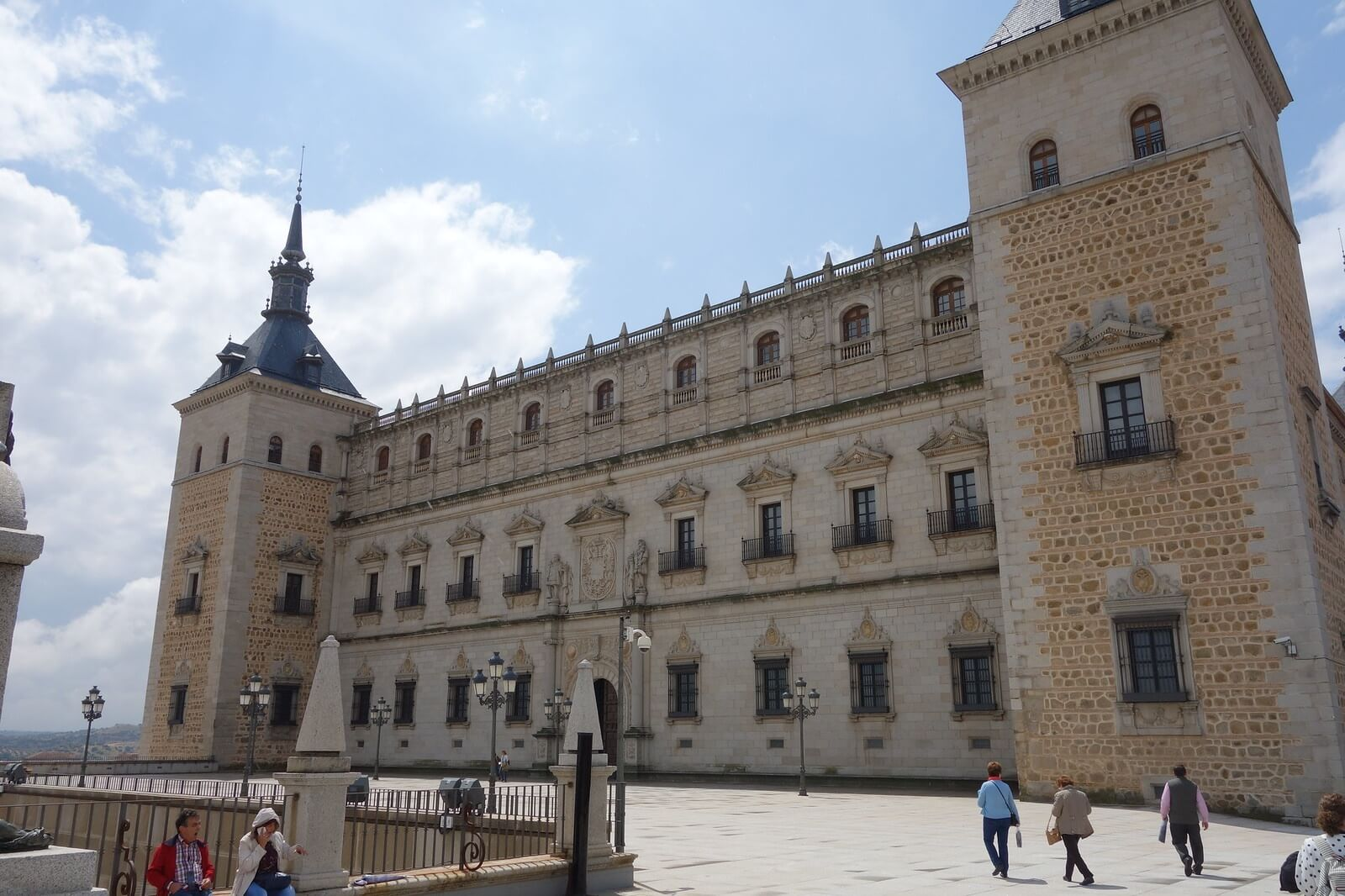 Top 10 virtual tours of Spain - 6. Military Museum of Toledo