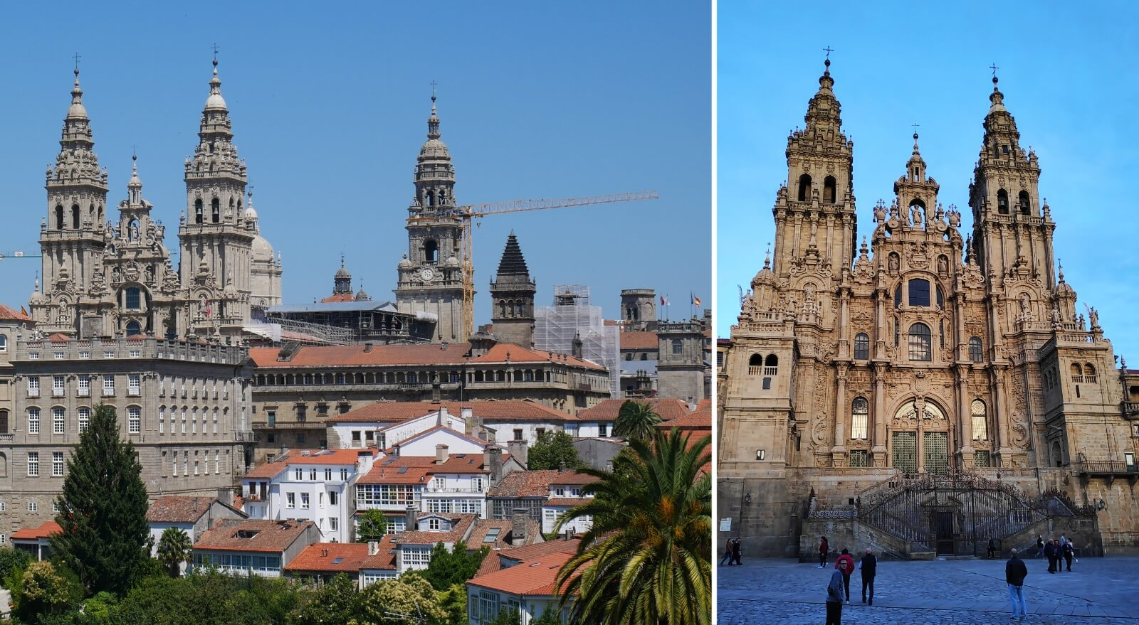 Top 10 virtual tours of Spain - 8. Cathedral of Santiago de Compostela