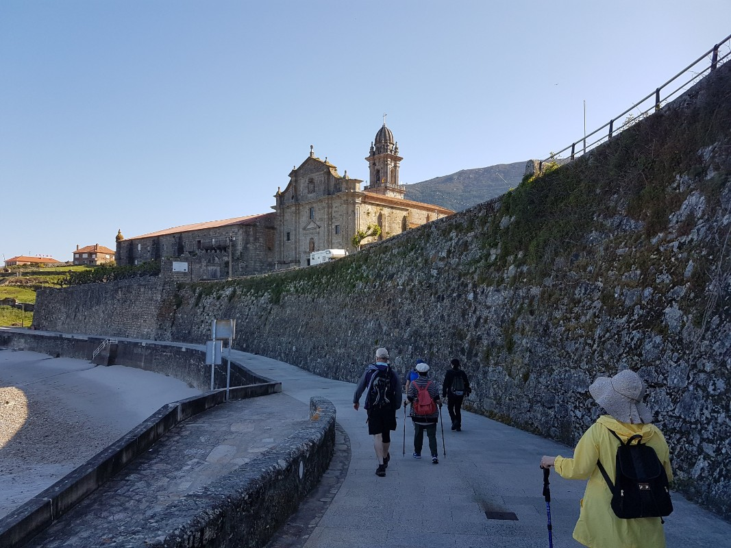 12 Recommended Camino de Santiago Tours 2021 Holy Year - 2. A Slow Camino: Food and Walking Adventure on Coastal Portuguese Way