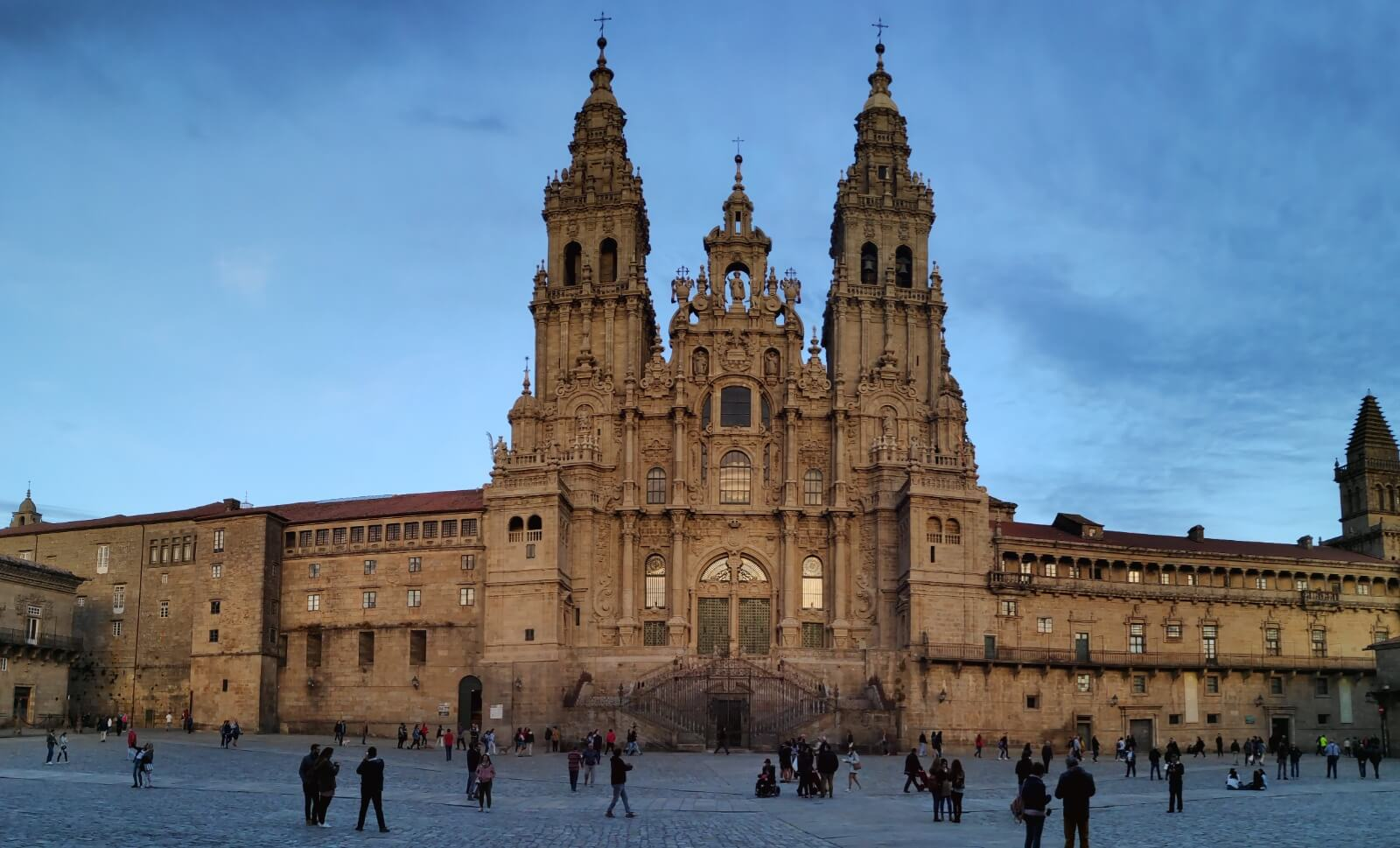 What to see and do in Northern Spain: top 6 ideas - 1. Santiago de Compostela Cathedral