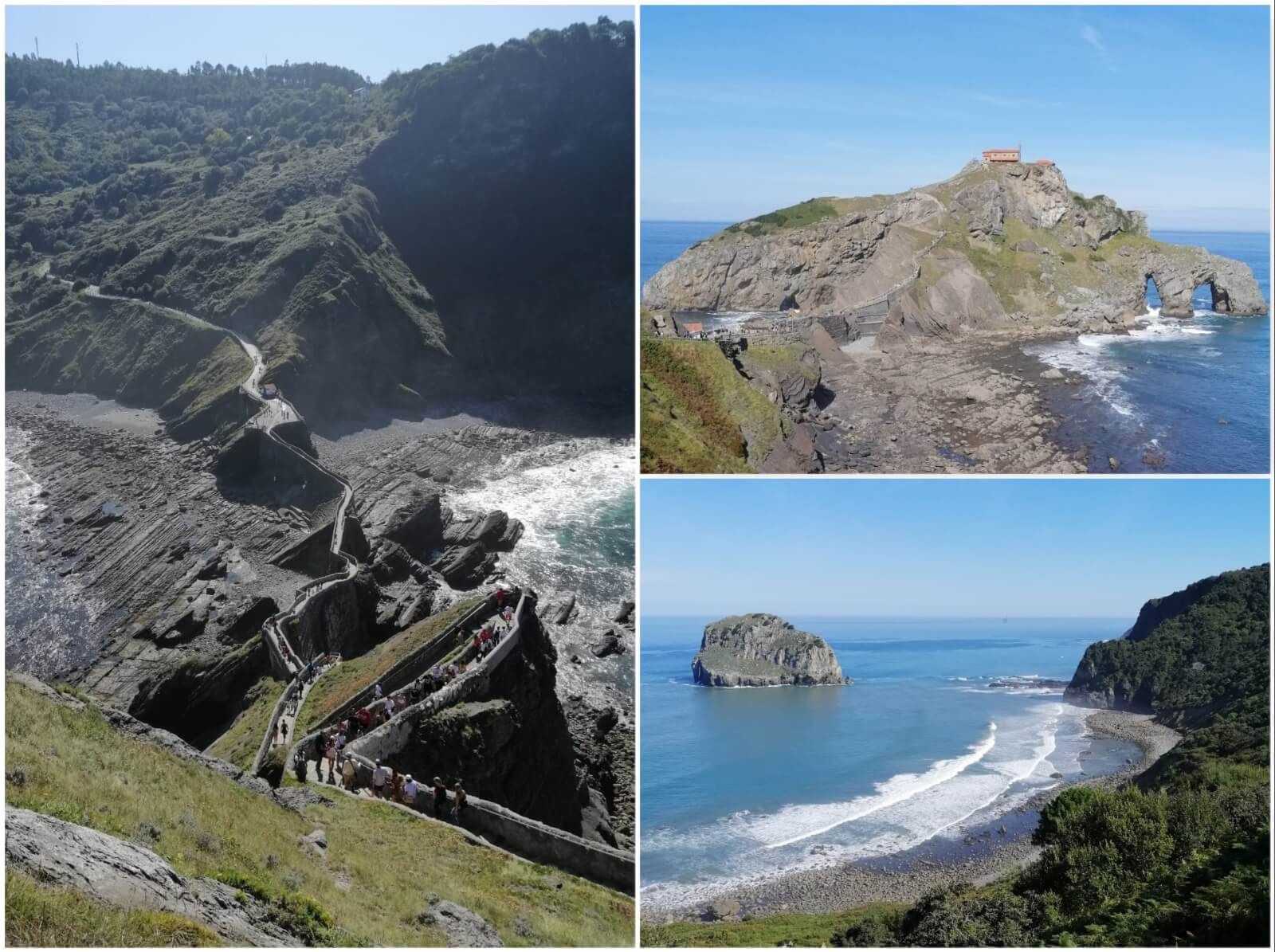 What to see and do in Northern Spain: top 6 ideas - 2. San Juan de Gaztelugatxe
