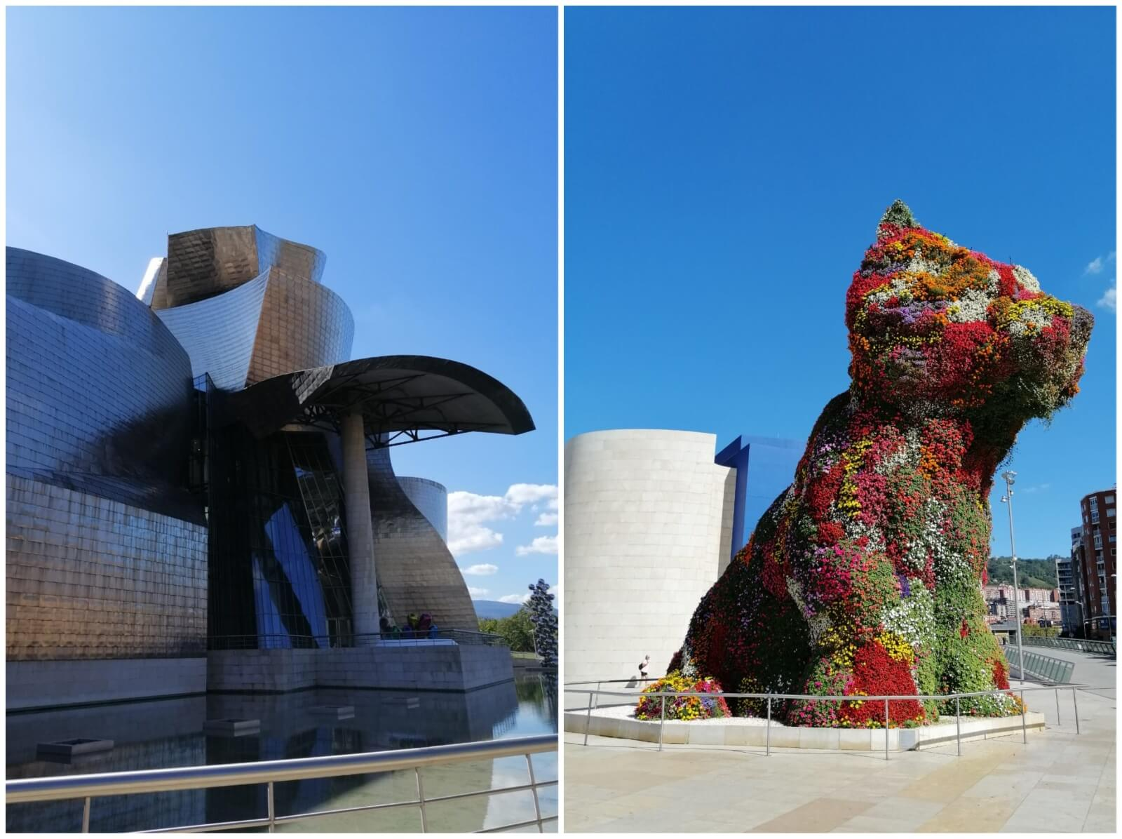 What to see and do in Northern Spain: top 6 ideas - 3. Guggenheim Museum Bilbao