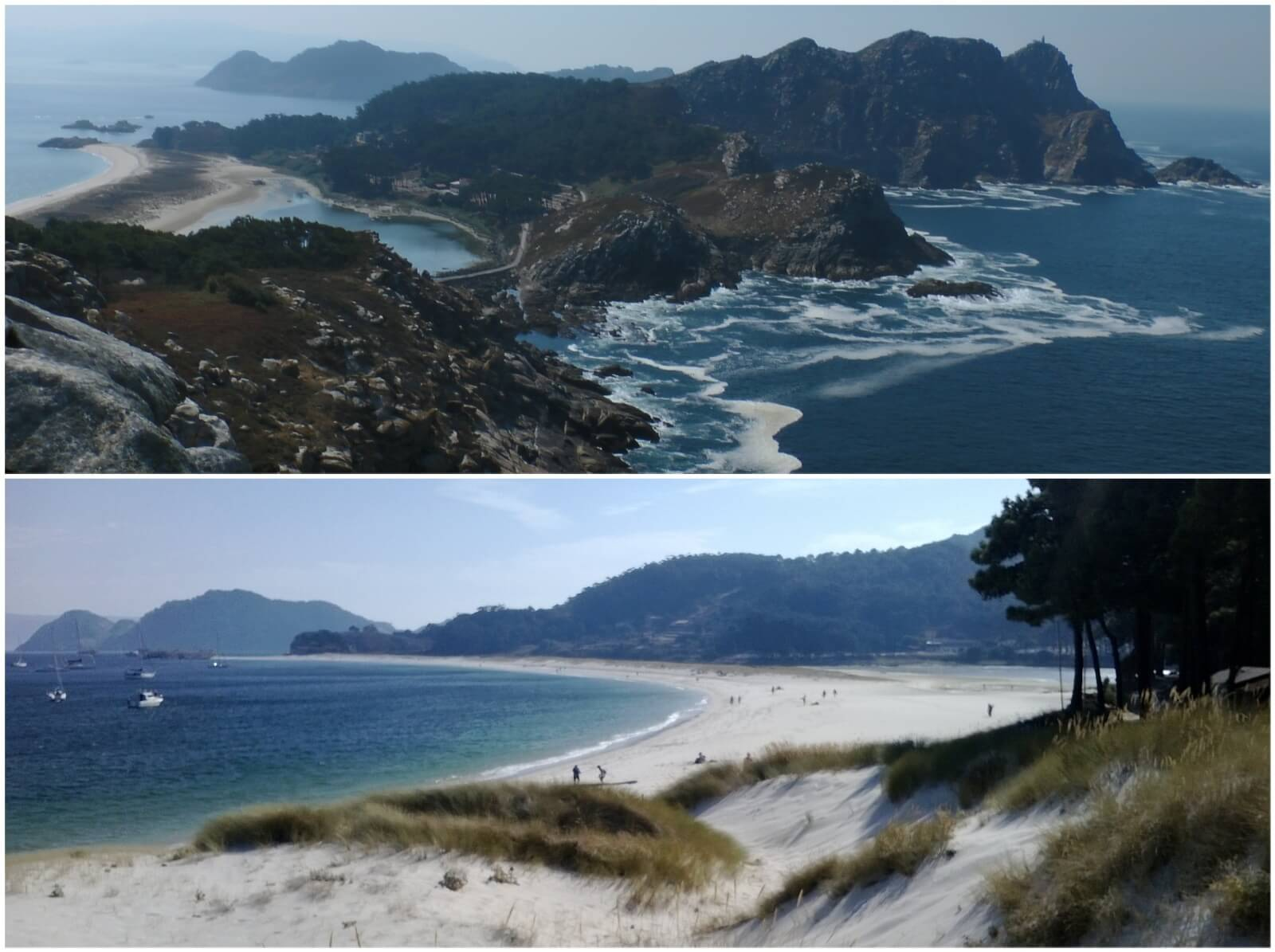 What to see and do in Northern Spain: top 6 ideas - 4. Cies Islands