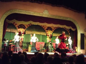 Short Break in Seville with Flamenco Dancing and Guadalquivir River Cruise
