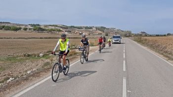 Saint James Way  Guided Bike Tour - Cycle the Camino de Santiago from Leon