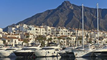 Marbella and the Famous Puerto Banus Tour