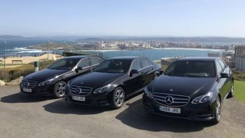 Private Driver-Chauffeur Car or Minivan Transfers and Transportation Services in A Coruna