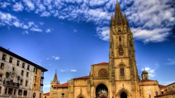 Oviedo Cathedral and Historic Quarter Walking Tour
