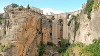 Ronda Cliff top Village Walking Tour