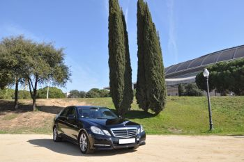 Private Driver Chauffeur Car Services in Barcelona