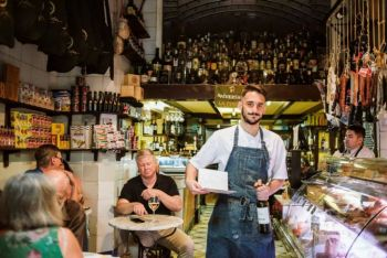 Small Group Traditional Tapas & History Tour in Barcelona