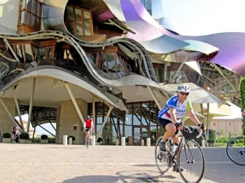 La Rioja and Ribera del Duero Biking Wine Tour