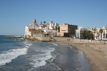 Luxurious Beach side Honeymoon in Sitges Costa Brava and Mallorca Island