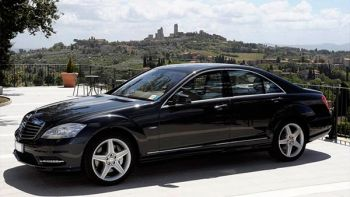 Private Driver Chauffeur Car or Minivan Tour and Transfer Services in Madrid