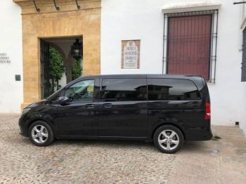 Private Driver-Chauffeur Car or Minivan Transfers and Transportation Services in Cordoba