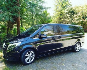 Private Driver-Chauffeur Car or Minivan Transfers and Transportation Services in Bilbao (Basque Country)