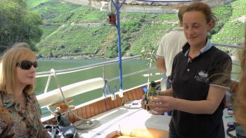 Ribeira Sacra Winery visit, Lunch & Boat ride on Sil River