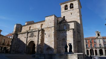 Exploring UNESCO Heritage Cities of Salamanca, Segovia & Avila