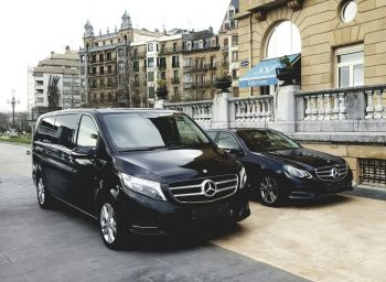 Private Driver Car Services and Transfers in San Sebastian (Basque Country)