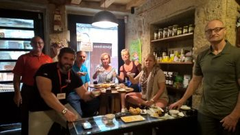 Small Group Foodie Tapas Walking Tour of Vigo