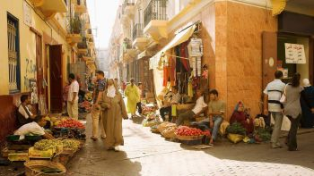 Full Day Small Group Excursion to Tangier  from Costa del Sol