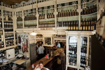 Wine Tasting and Pairing with Spanish Tapas in the Oldest Bar of Seville