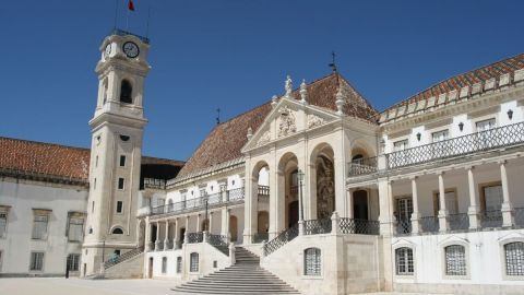 Coimbra Old Quarter and University Walking Tour
