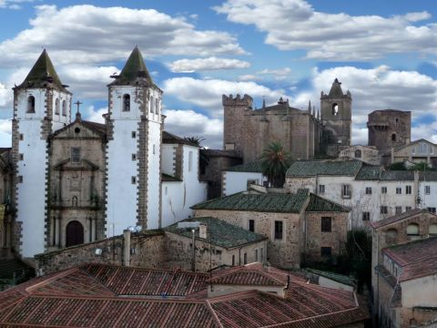 Caceres Historic Jewish Quarter Walking Tour