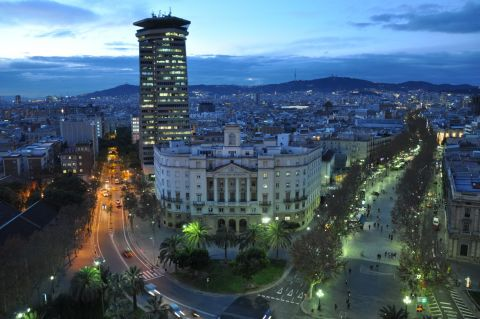 Short Stay Sightseeing City Break in Barcelona