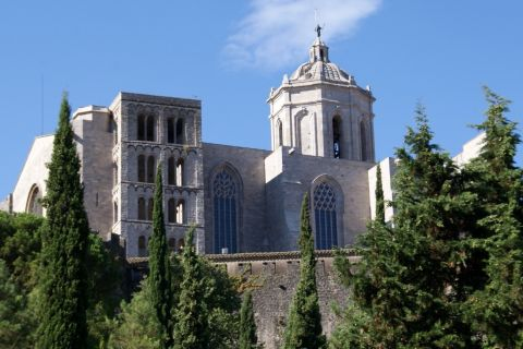 Girona Jewish Heritage and Medieval Town Walking Tour