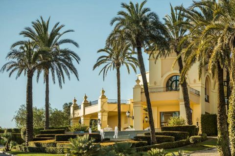 Short Breaks Golf and Spa Packages at NH Almenara Sotogrande Cadiz
