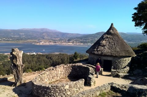 Day Experience on Camino Portuguese Coastal Way with Winery Tour