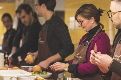 Small Group Hands on Cooking Workshop in Barcelona