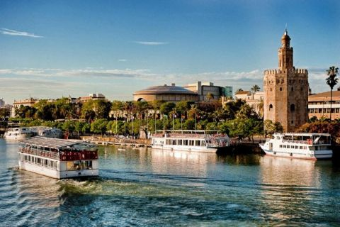Full-Day Coach Excursion to Seville from Costa del Sol