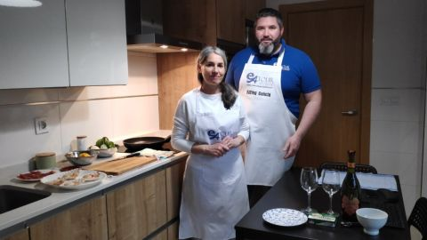 Galician Coastal Cooking Experience Live Online