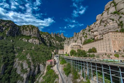 Montserrat Morning Coach Tour