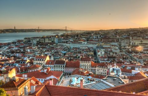 Lisbon Panoramic Night Tour