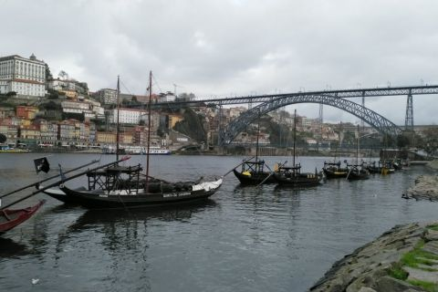 Historic Porto and Port wine lodges
