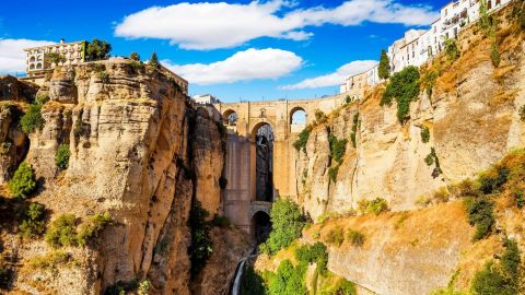 Full Day Small Group Excursion to Ronda (including one winery)  from Costa del Sol