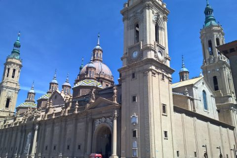 Zaragoza Monumental Walking Tour