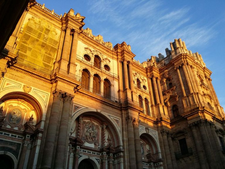 Malaga Cathedral Castle and Picasso House Museum