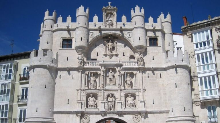 Burgos Cathedral and Historic Quarter Walking Tour